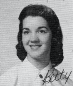 Betty Vaughn Willis